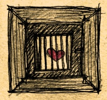 caged-heart